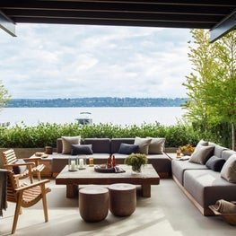 Lake Washington - Terrace