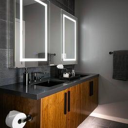 Hollywood Modern Bathroom