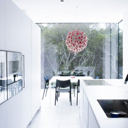 Hillsborough Modern Residence, Kitchen and breakfast nook