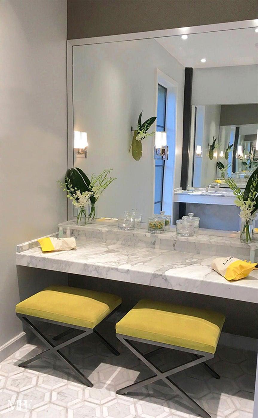 Trinity Forest Golf Club Women's Bathroom