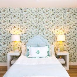 Pastel Feminine Bedroom