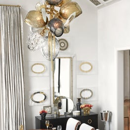 Glam Dining Room