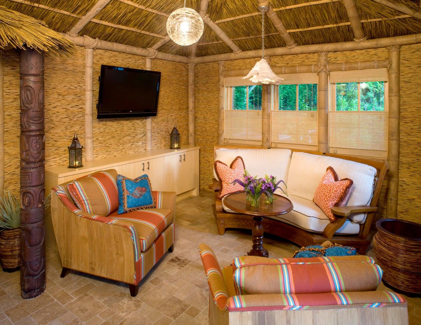 Beach House II Pool House