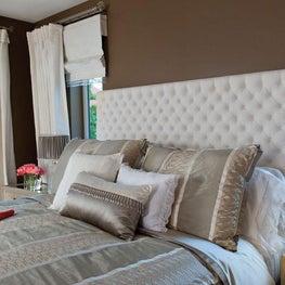 Master Bedroom - Upholstered Details