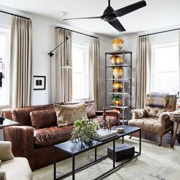 Arlington VA Living Room