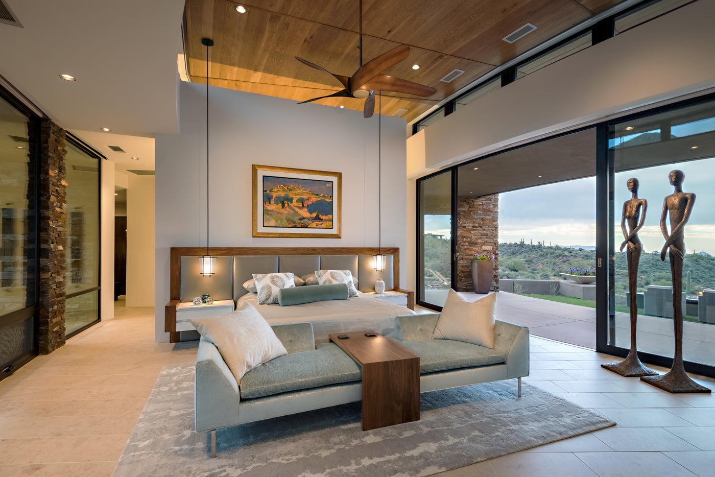 Master Suite with Outdoor Living