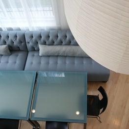 Wicker Park Residence Dining Room