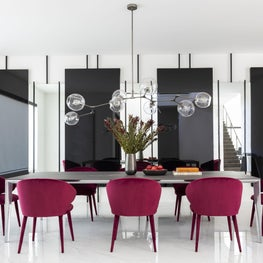 LA Residence Dining Room