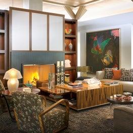 Desert Vogue - Living Room