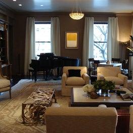 Park Avenue Living Room