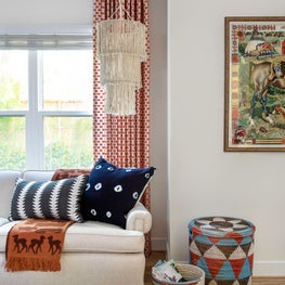 The Collected Eclectic Bedroom Reading Nook