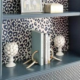 Bookshelf Design Details Historic Renovation Winnetka