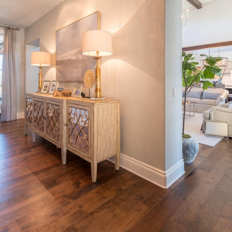 Southern Pecan Flooring | Hardwood Design Company | Austin Residence