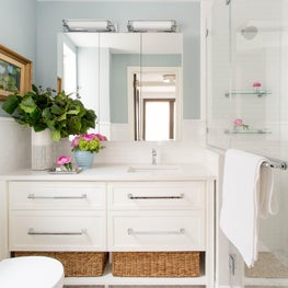 Relaxing Spa Like Bathroom