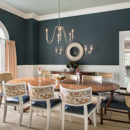 New Canaan Dining Room