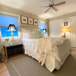 Winter White Bedroom