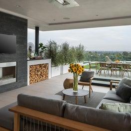 Santa Monica California Modern Residence