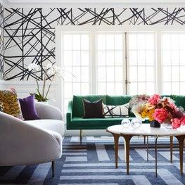 Home for Hosting: Living Room
