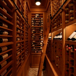 Our process defines a new level of design that enhances even your wine cellar.