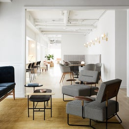Women's Co working space on the Upper East Side