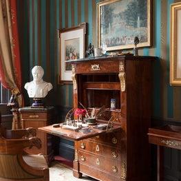 Park Avenue Apartment: Guest Bedroom