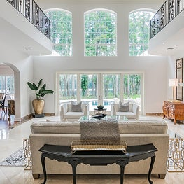 Lake front estate - where modern living meets traditional luxury