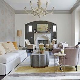 Fuller Road Living Room