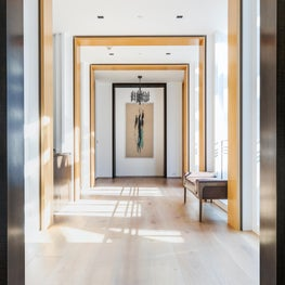 The Artist's Hallway