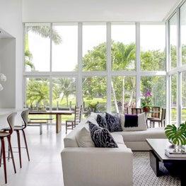Modern Zen Living Room