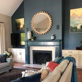 Marblehead Living Room