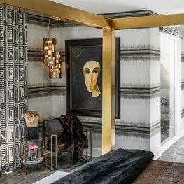 Palm Springs Master Bedroom