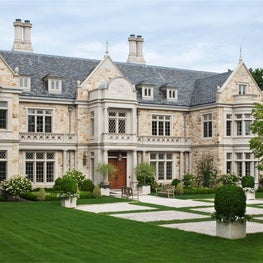 Welcome to one of our latest projects, a Jacobean Country House here in Connecticut. Come inside, let us show you around.