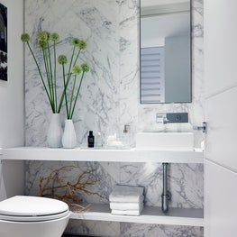 One Bal Harbour - Powder Room