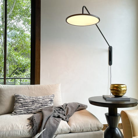 Cozy corner! Create a space in your home where you feel most comfortable.