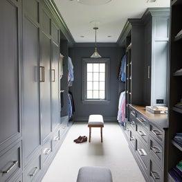 Luxe Master Suite —Closet