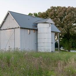 Modern barn house style, exterior