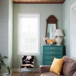 LBJ's Mother's Childhood Home - Upstairs Bedroom