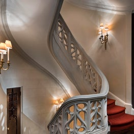 Historic New York City Townhouse Major Renovation - Staircase