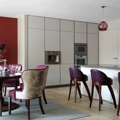 Chelsea Townhouse Kitchen/Dining Room