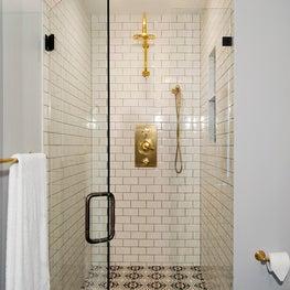 Vintage Co-Op Bathroom