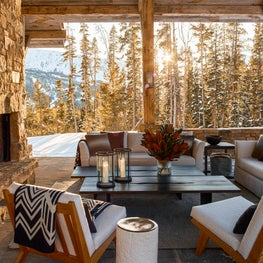 Ski Chalet - Screened Porch