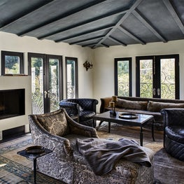 Old Hollywood Penthhouse - Family room