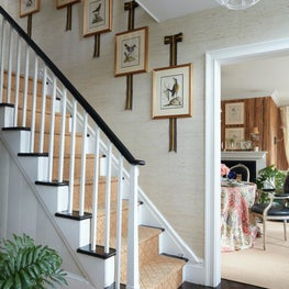 Bedford Historic, Featured in House Beautiful / Entryway