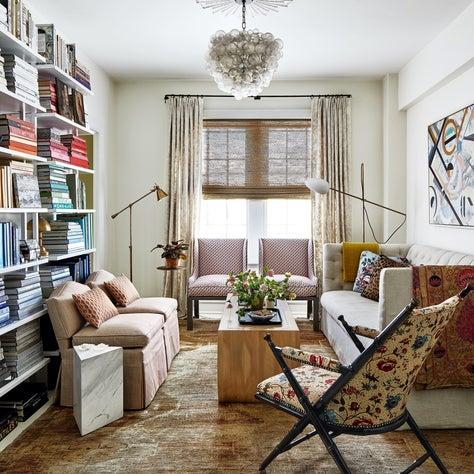 Dupont Circle Living Room