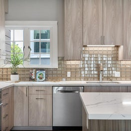 Marina Residence: Kitchen