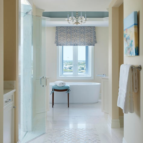 Master Bath Renovation Jupiter Island