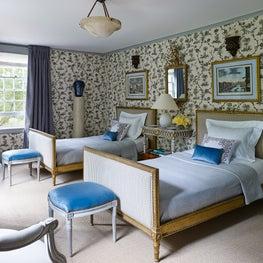 Tall Timber Farm, Guest Bedroom