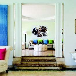 Art Deco Residence, Interiors and Architecture Restored by Brown Davis