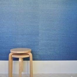 Blue Sunroom