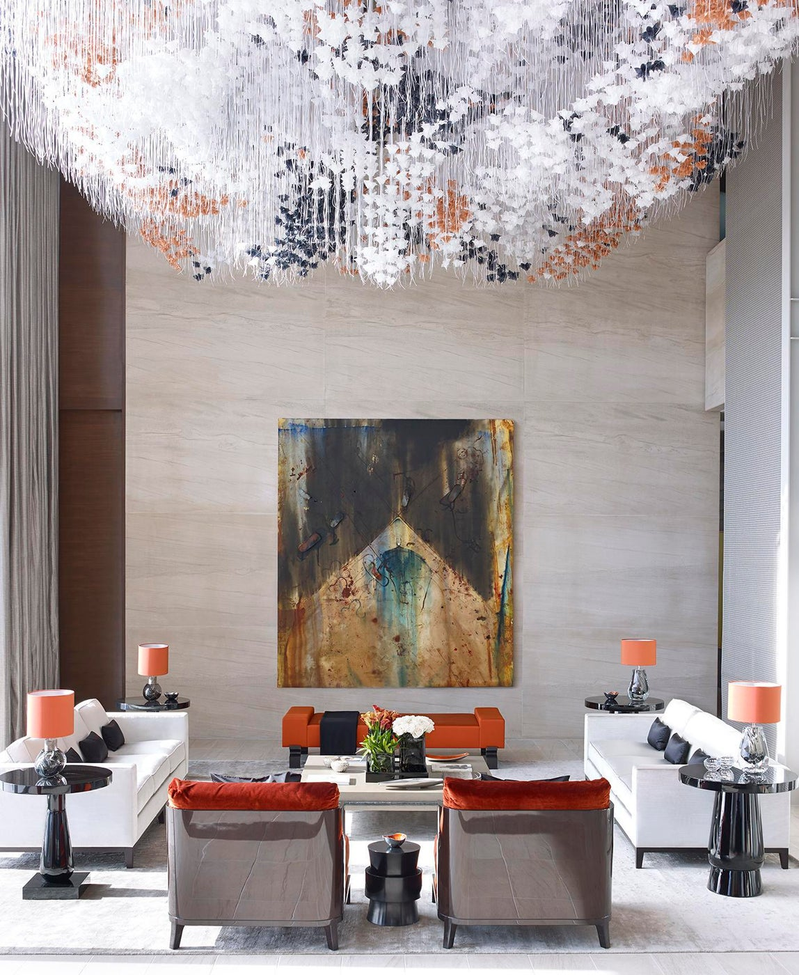 Vero Beach Residence - Living Room South
